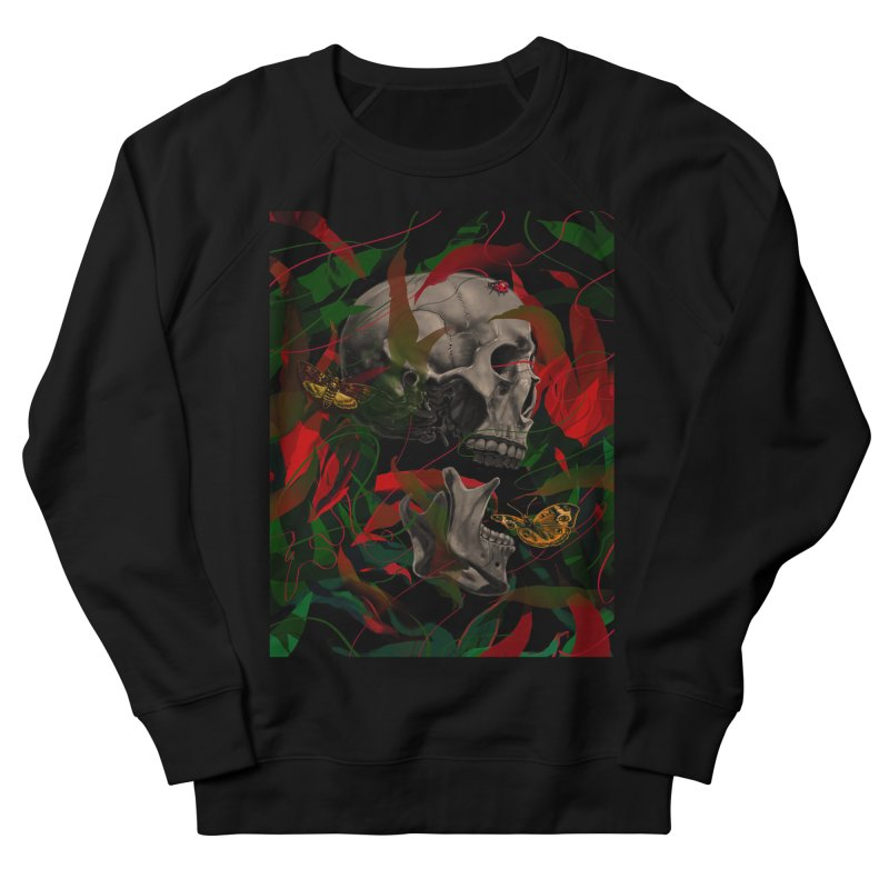 Existence Men's Sweatshirt by nicebleed