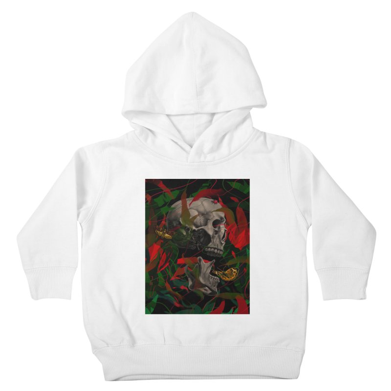 Existence Kids Toddler Pullover Hoody by nicebleed