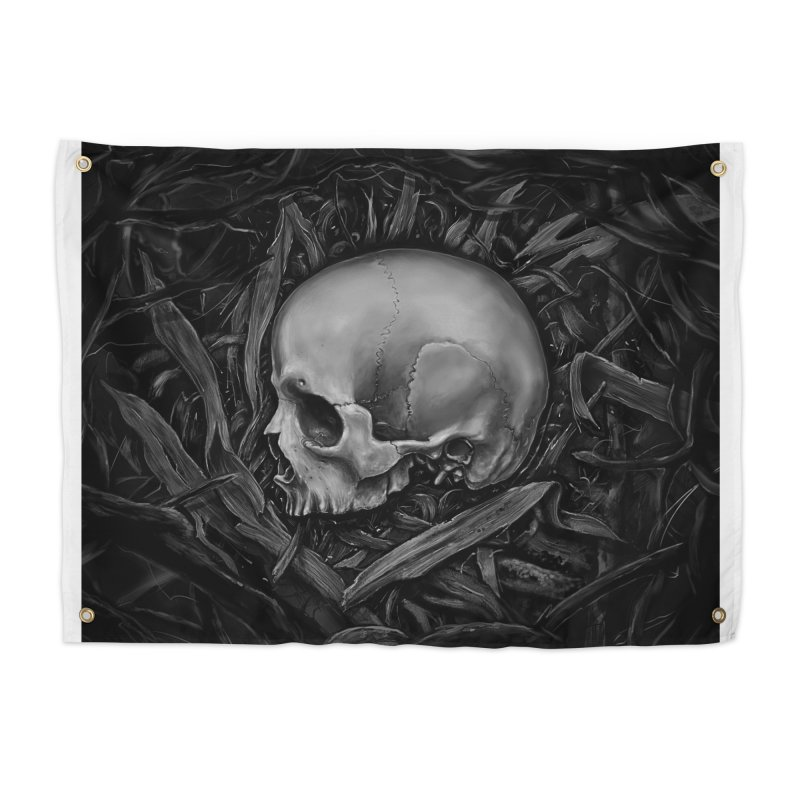 Rest Home Tapestry by nicebleed