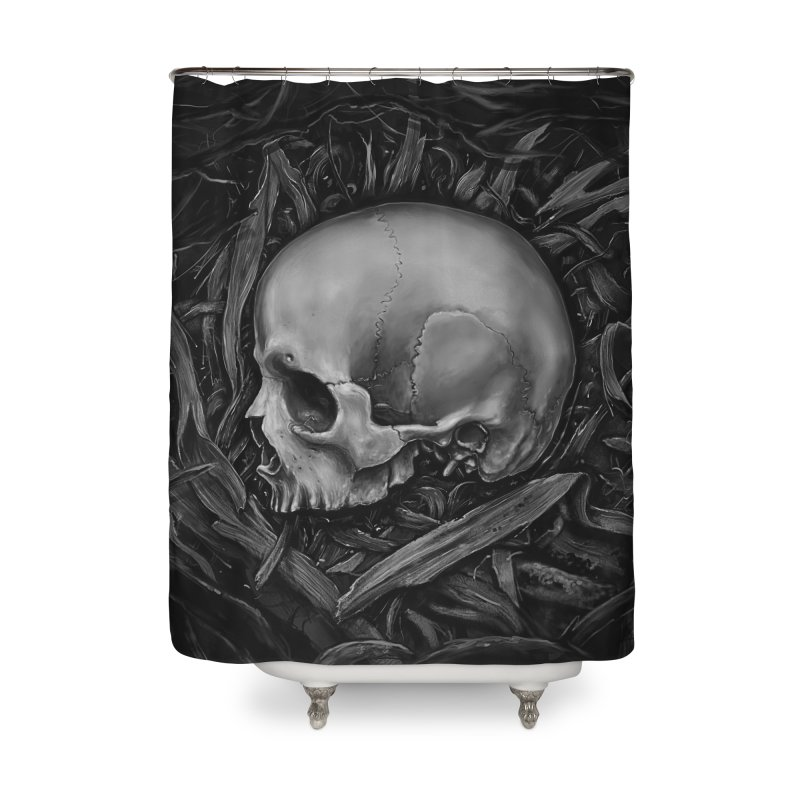Rest Home Shower Curtain by nicebleed