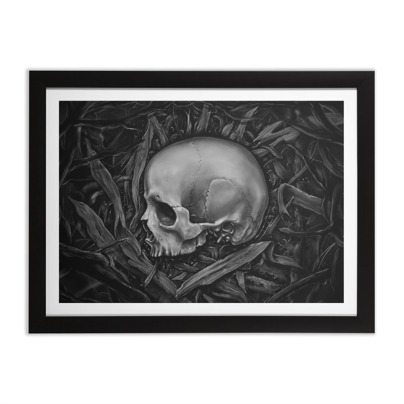 Rest Home Framed Fine Art Print by nicebleed