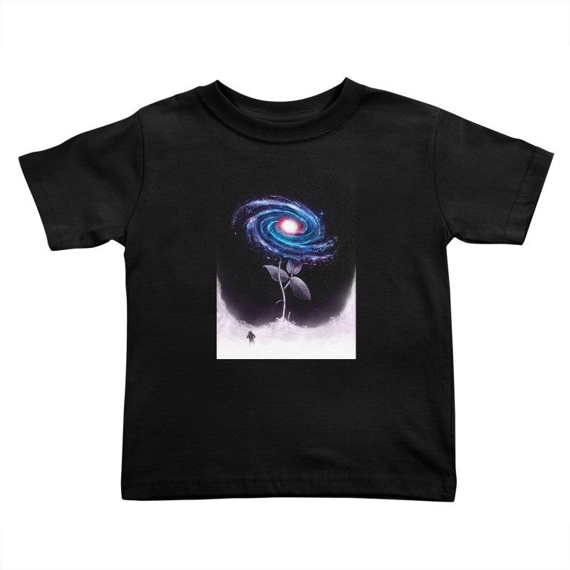 My Little Flower Kids Toddler T-Shirt by nicebleed