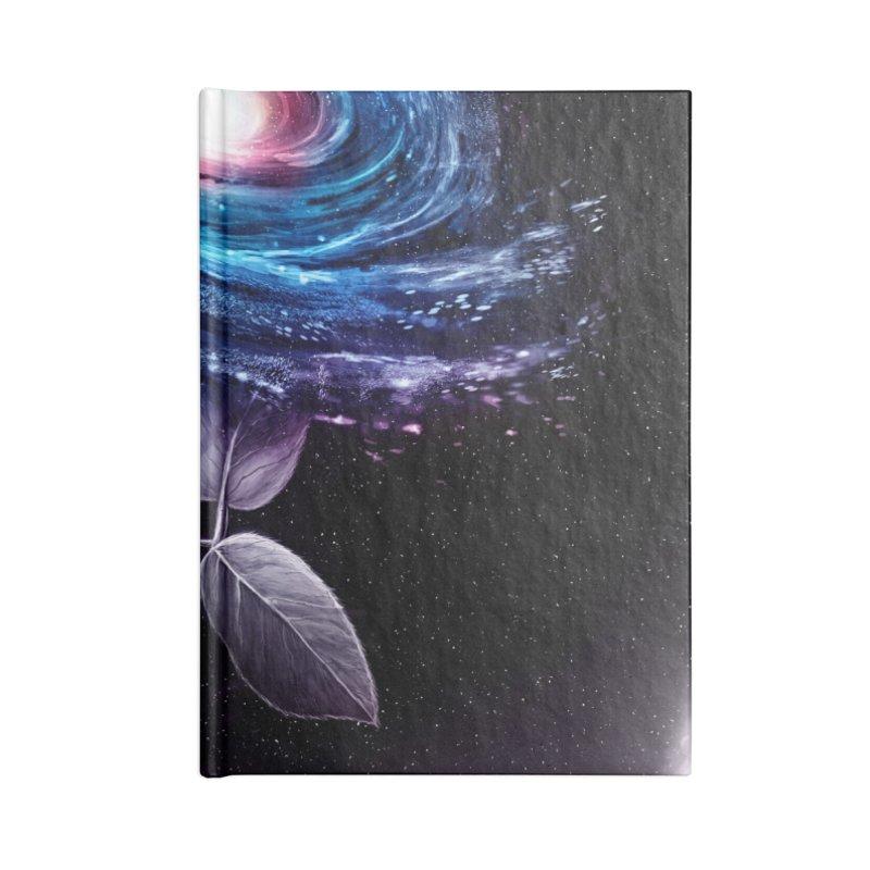 My Little Flower Accessories Notebook by nicebleed