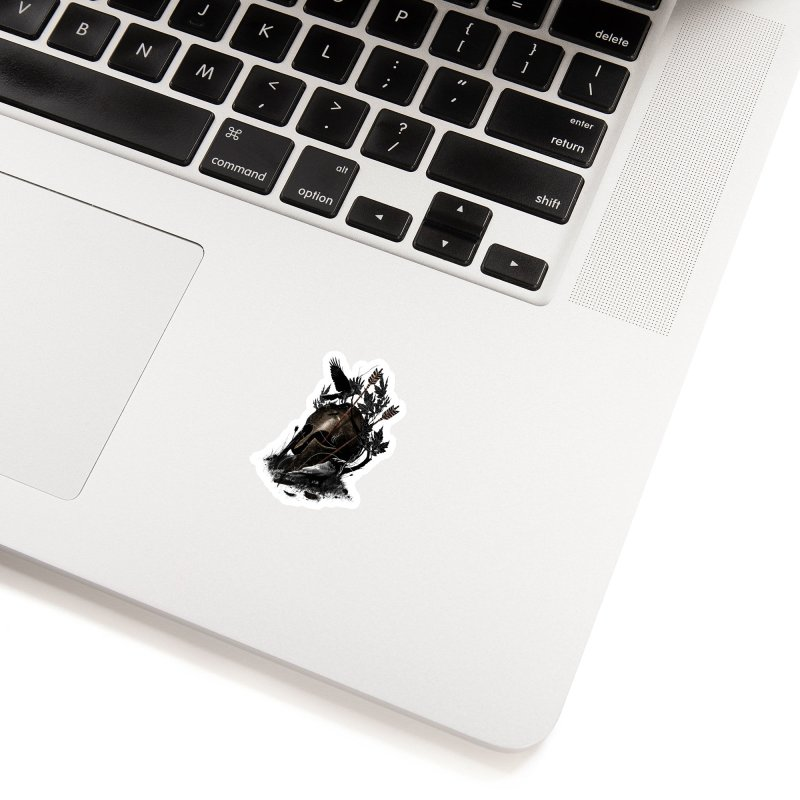 Legends Fall Accessories Sticker by nicebleed