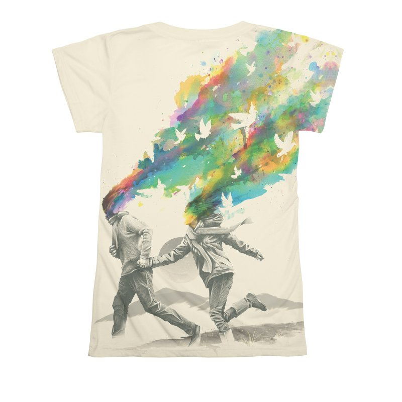 Emanate Women's All Over Print by nicebleed