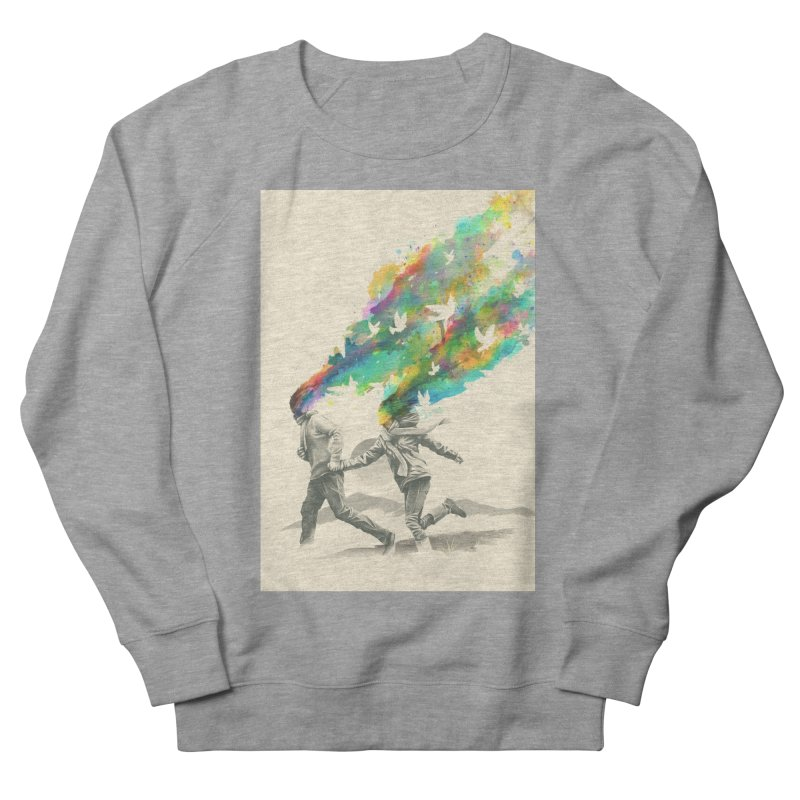 Emanate Women's Sweatshirt by nicebleed