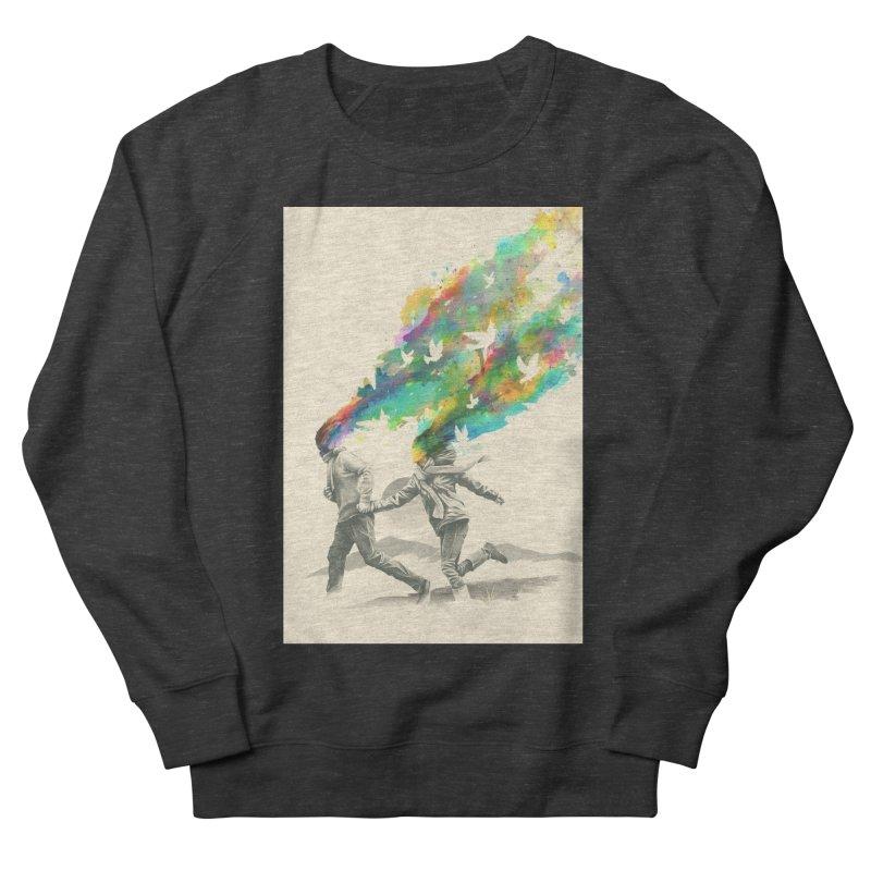 Emanate Men's Sweatshirt by nicebleed