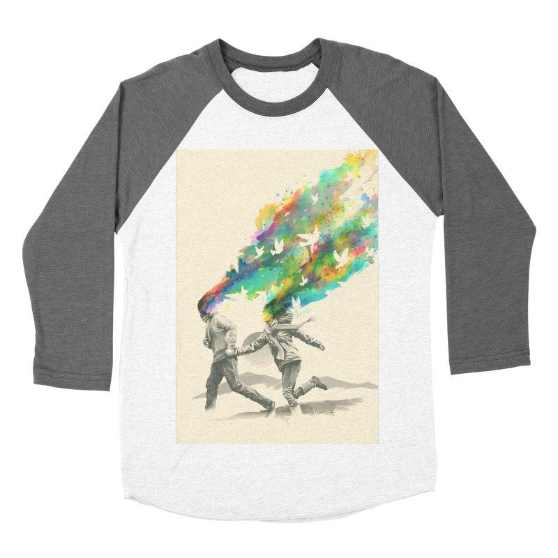 Emanate Women's Baseball Triblend T-Shirt by nicebleed