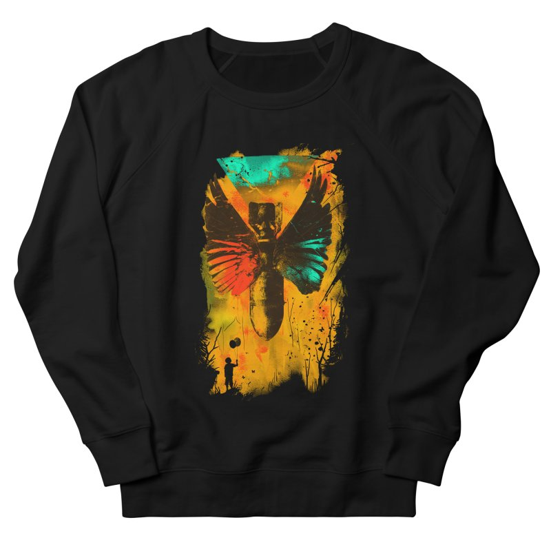 No More Trouble Women's Sweatshirt by nicebleed