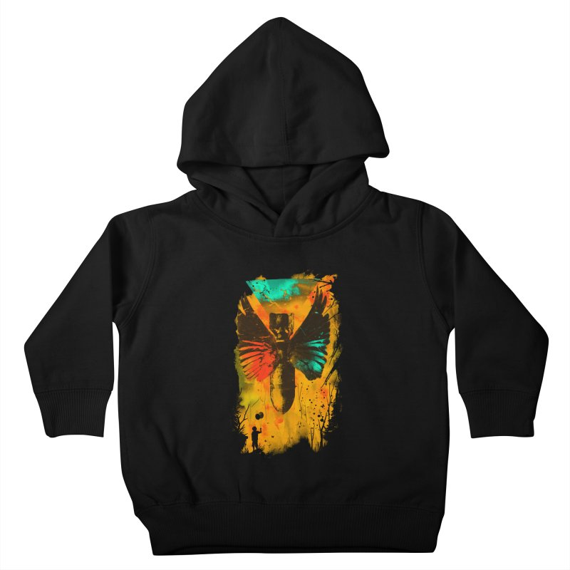 No More Trouble Kids Toddler Pullover Hoody by nicebleed