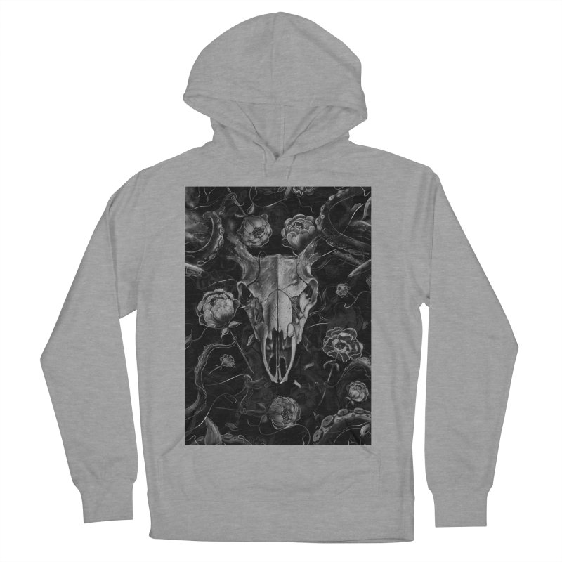 Tranquility Women's Pullover Hoody by nicebleed