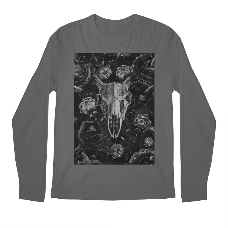 Tranquility Men's Longsleeve T-Shirt by nicebleed