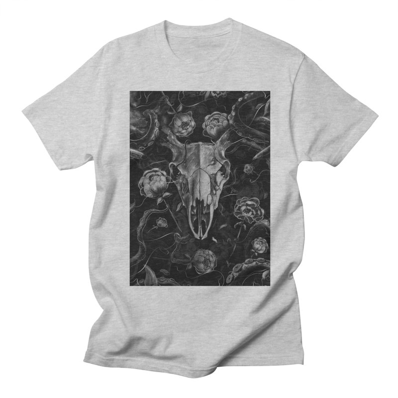 Tranquility Men's T-shirt by nicebleed