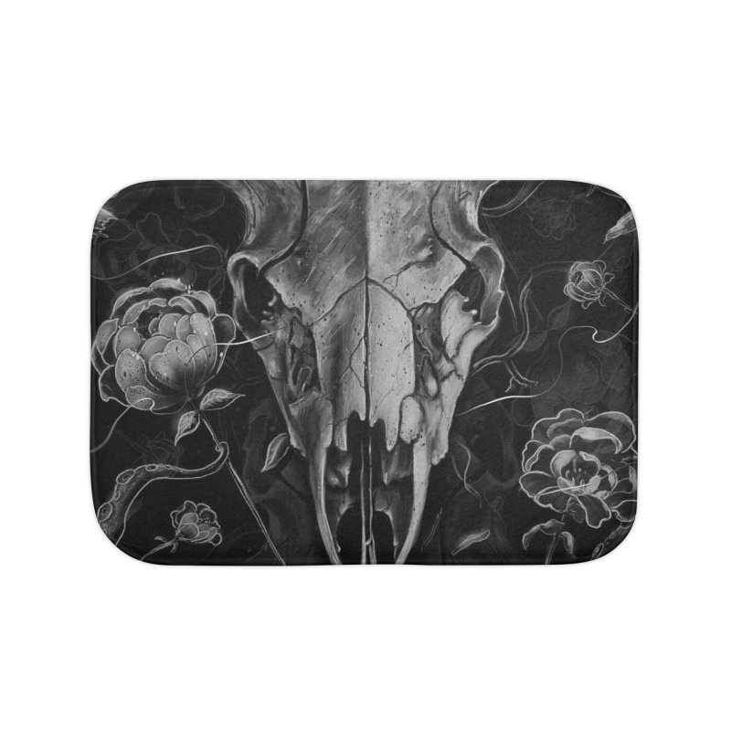 Tranquility Home Bath Mat by nicebleed