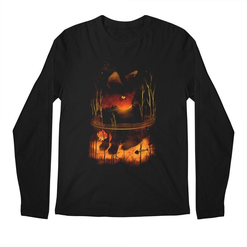 CatFish Men's Longsleeve T-Shirt by nicebleed