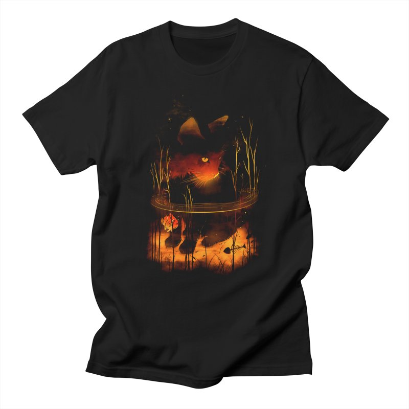 CatFish Men's T-shirt by nicebleed