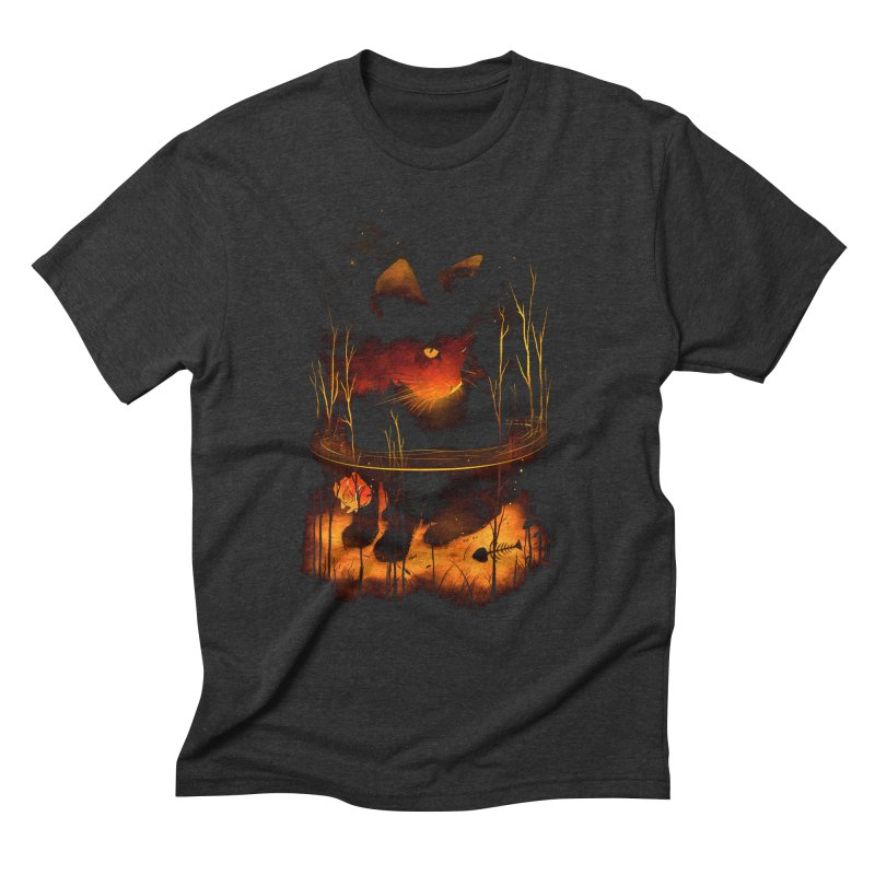 CatFish Men's Triblend T-shirt by nicebleed