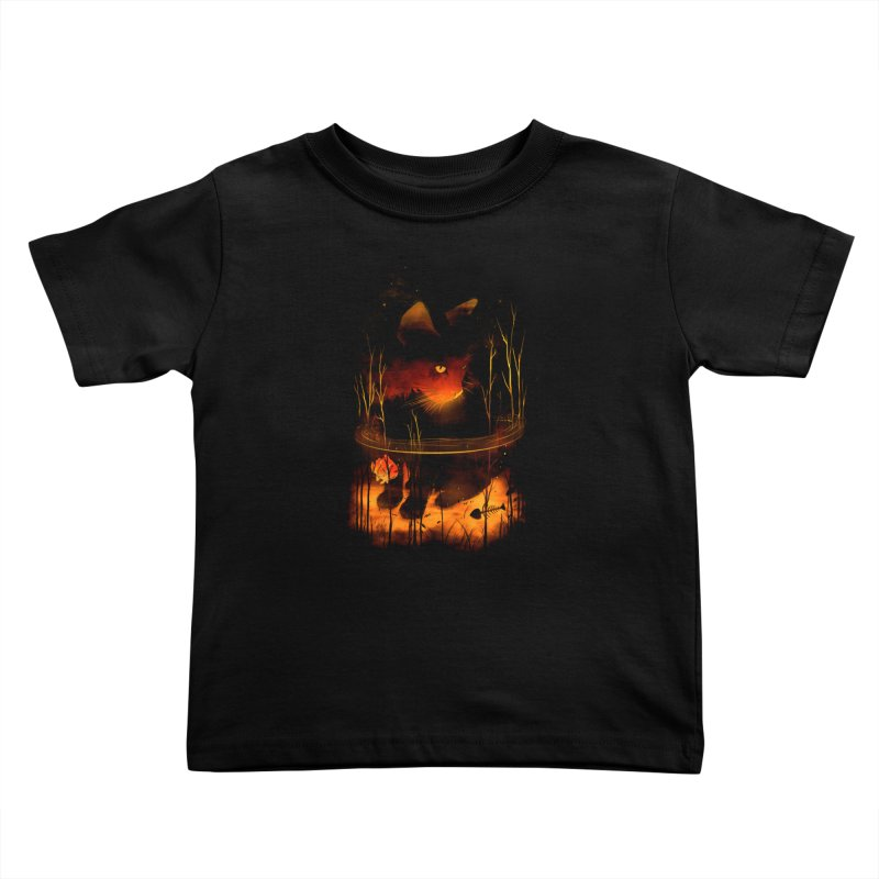 CatFish Kids Toddler T-Shirt by nicebleed