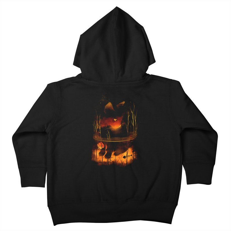 CatFish Kids Toddler Zip-Up Hoody by nicebleed