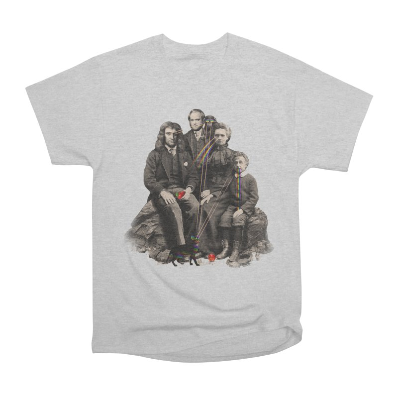 Family Portrait Men's Classic T-Shirt by nicebleed