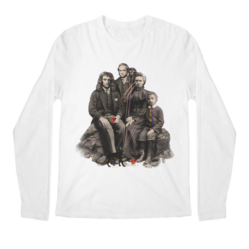 Family Portrait Men's Longsleeve T-Shirt by nicebleed