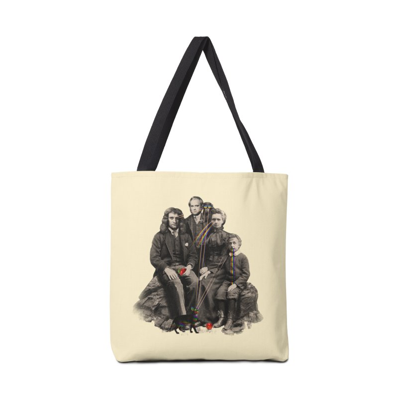 Family Portrait Accessories Bag by nicebleed