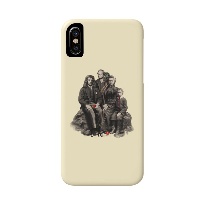 Family Portrait Accessories Phone Case by nicebleed