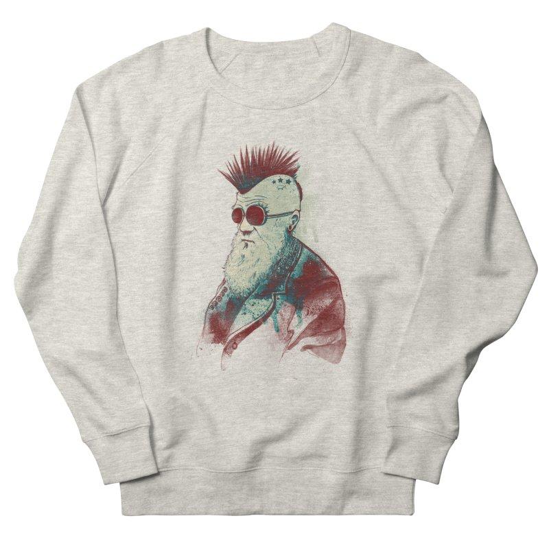 Evolution of Charles Men's Sweatshirt by nicebleed
