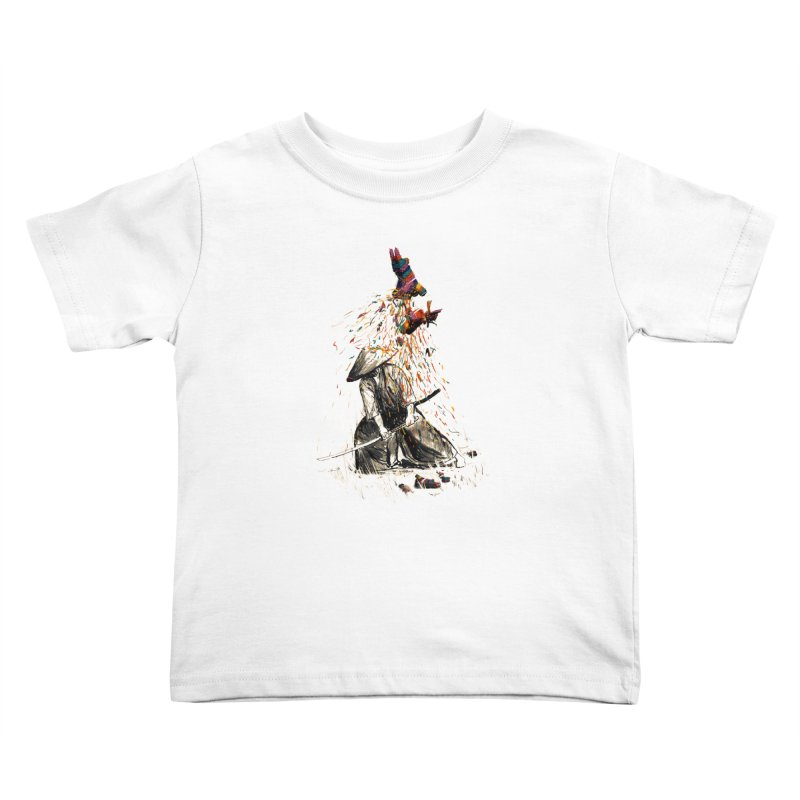 Target Practice Kids Toddler T-Shirt by nicebleed