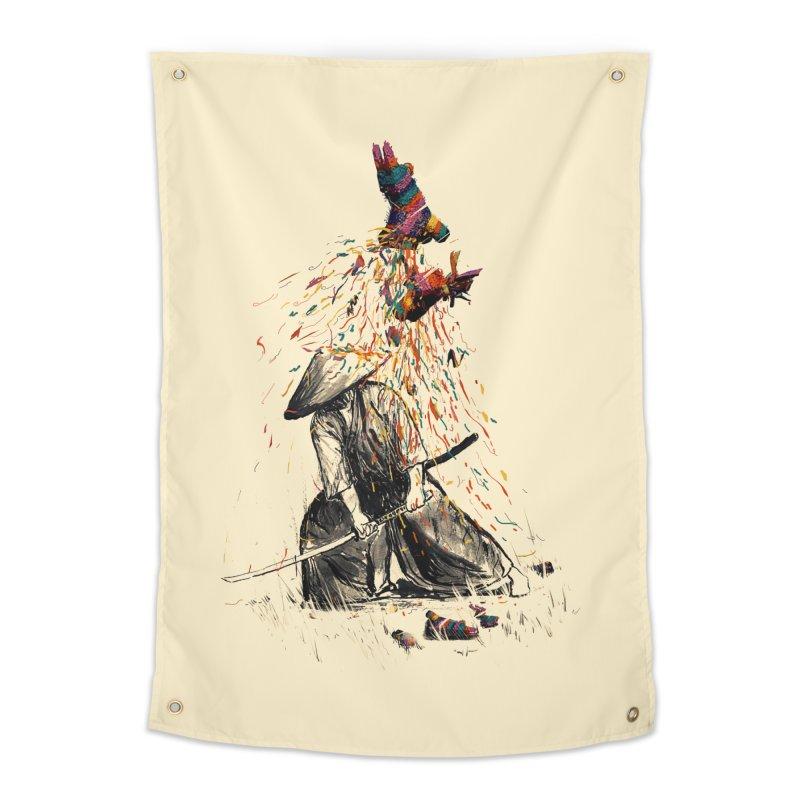 Target Practice Home Tapestry by nicebleed