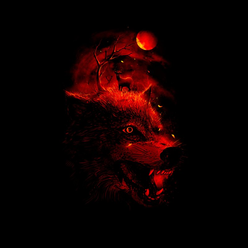 Red Dream by nicebleed
