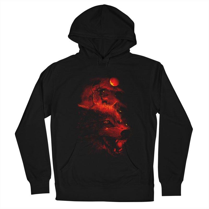 Red Dream Men's Pullover Hoody by nicebleed