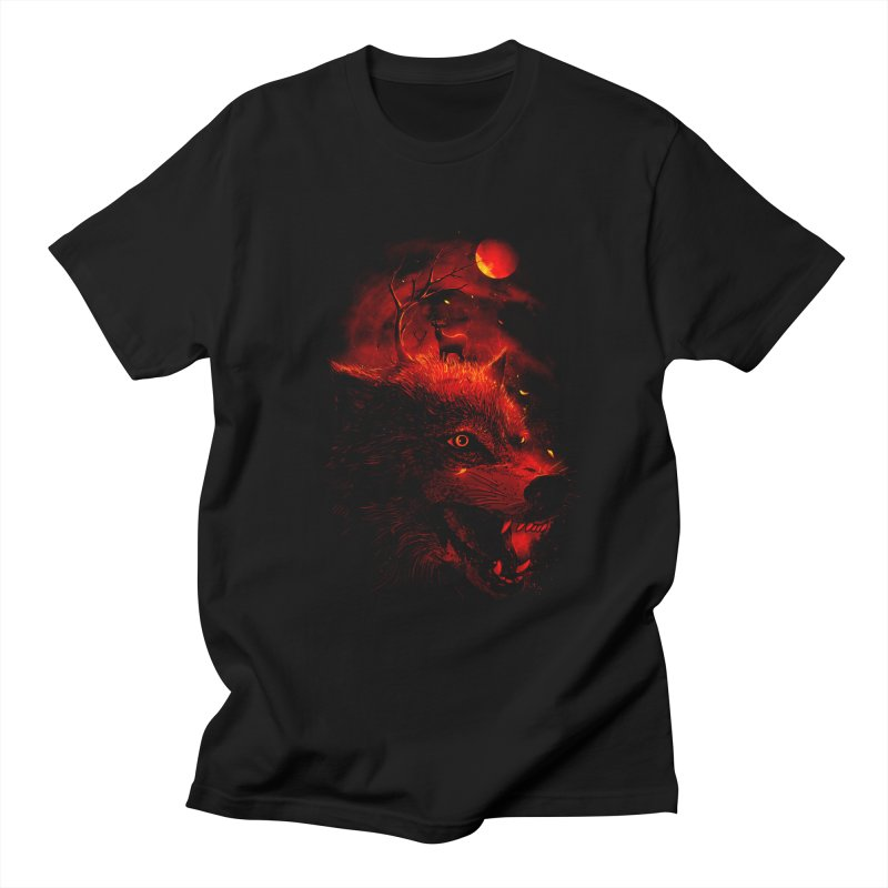 Red Dream Women's Unisex T-Shirt by nicebleed