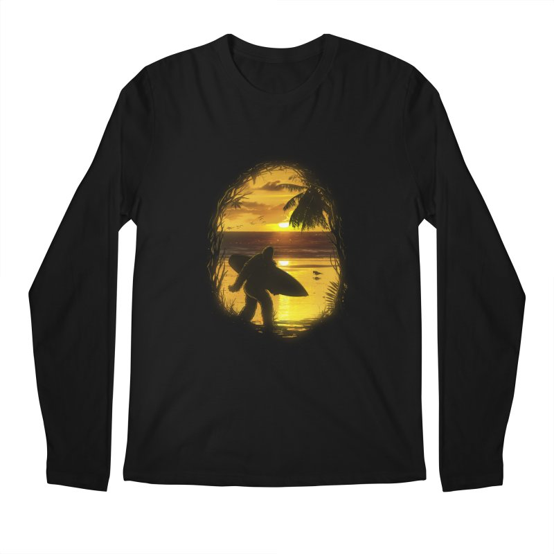 Secret Spot Men's Longsleeve T-Shirt by nicebleed