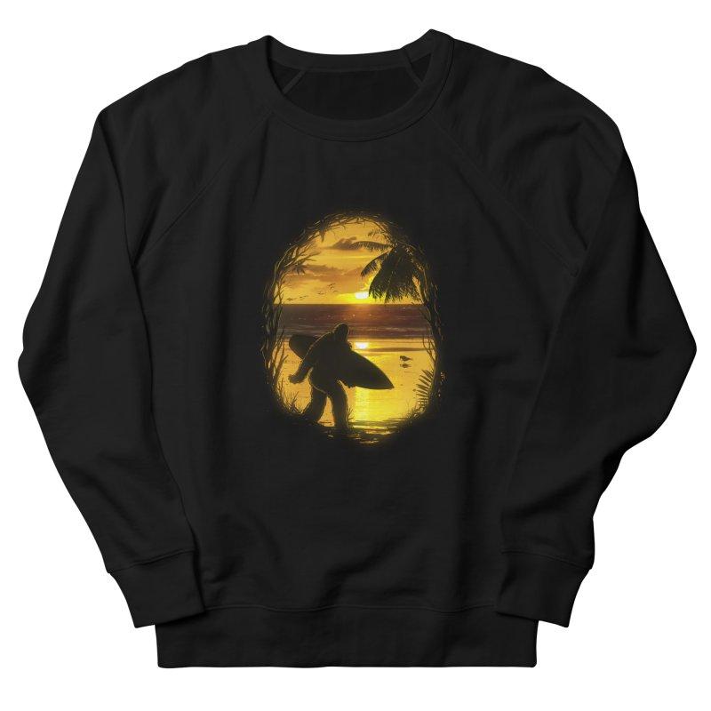 Secret Spot Men's Sweatshirt by nicebleed