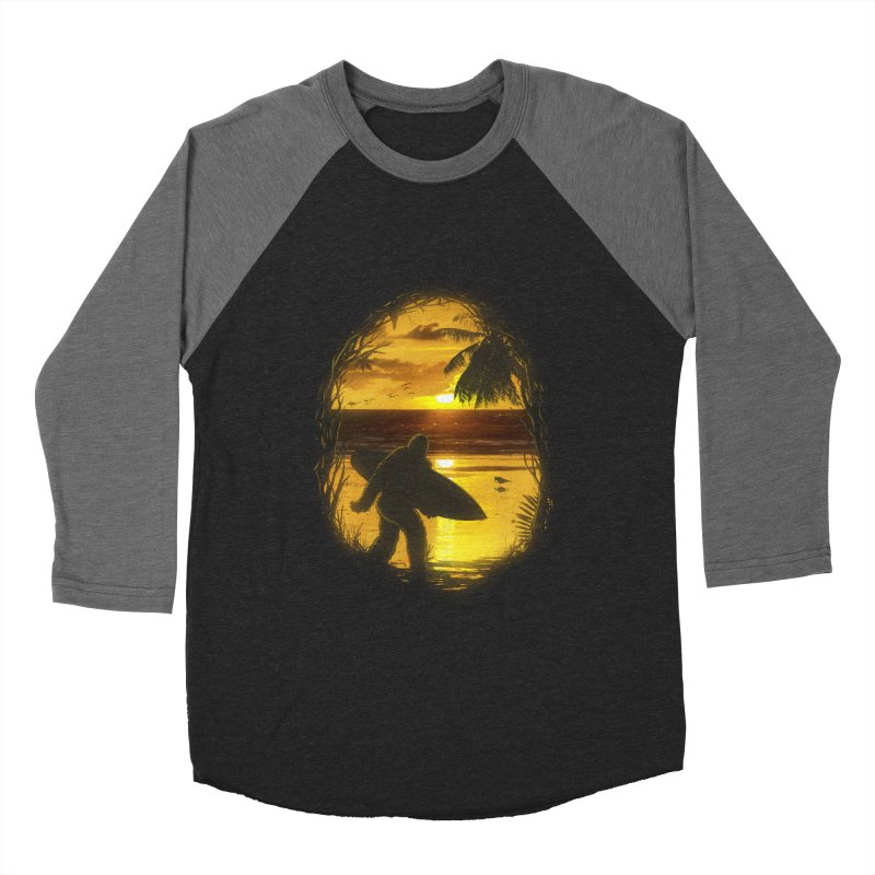 Secret Spot Women's Baseball Triblend T-Shirt by nicebleed