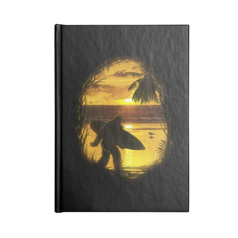 Secret Spot Accessories Notebook by nicebleed