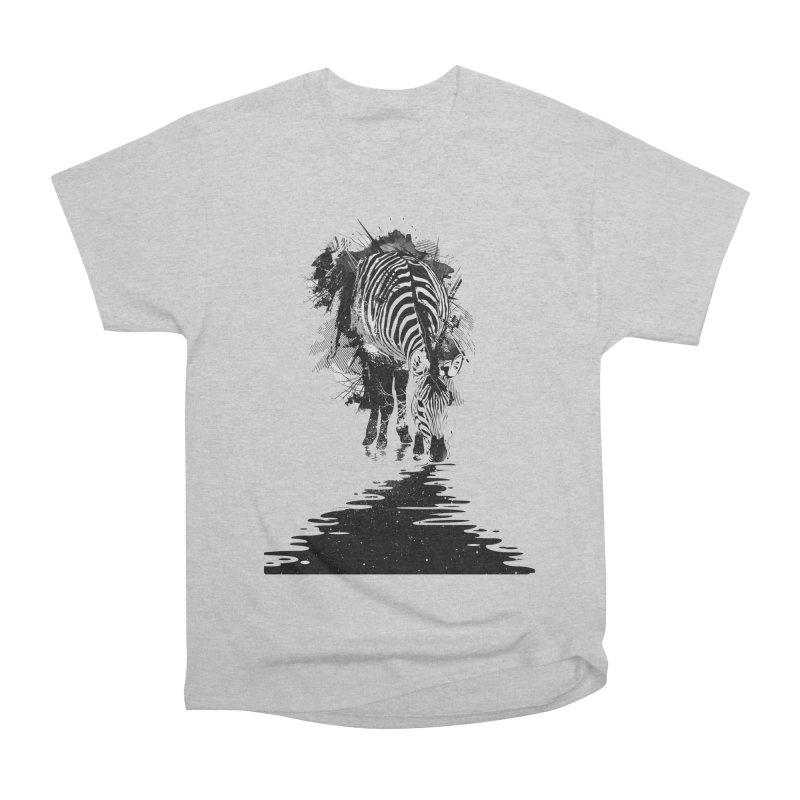 Stripe Charging Women's Classic Unisex T-Shirt by nicebleed