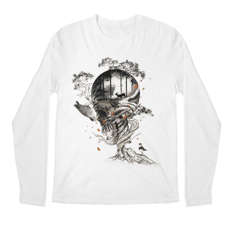 Lost Translation Men's Longsleeve T-Shirt by nicebleed