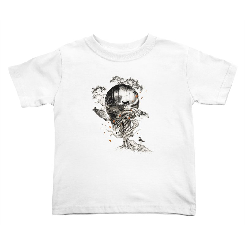 Lost Translation Kids Toddler T-Shirt by nicebleed