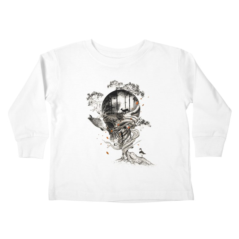 Lost Translation Kids Toddler Longsleeve T-Shirt by nicebleed