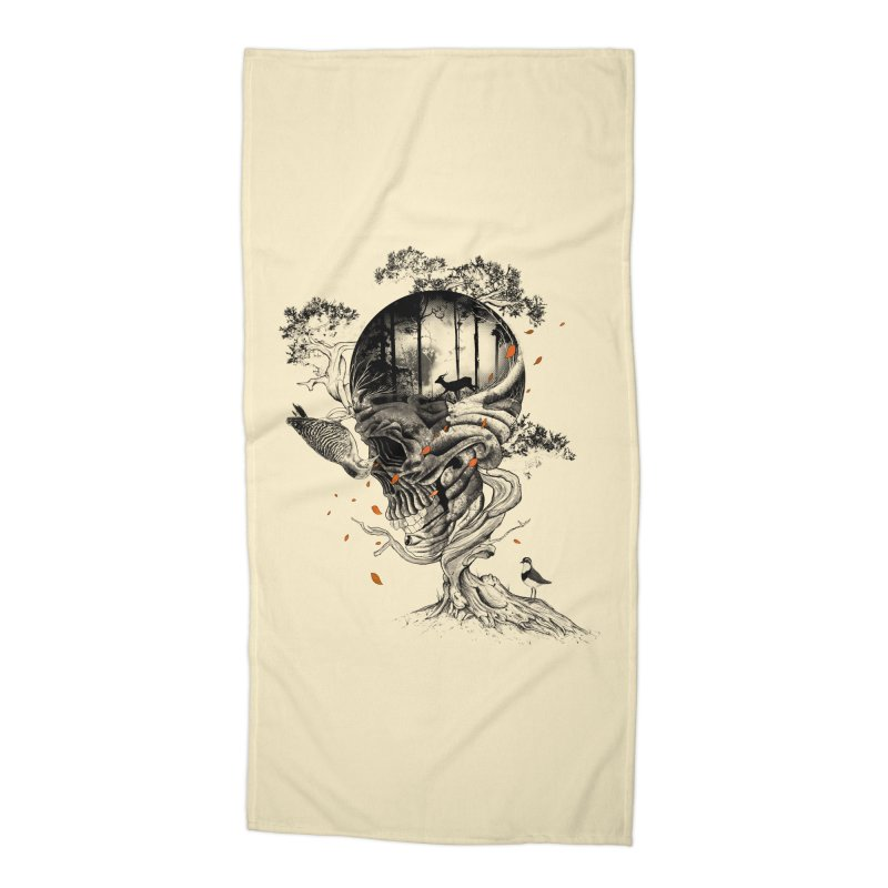 Lost Translation Accessories Beach Towel by nicebleed