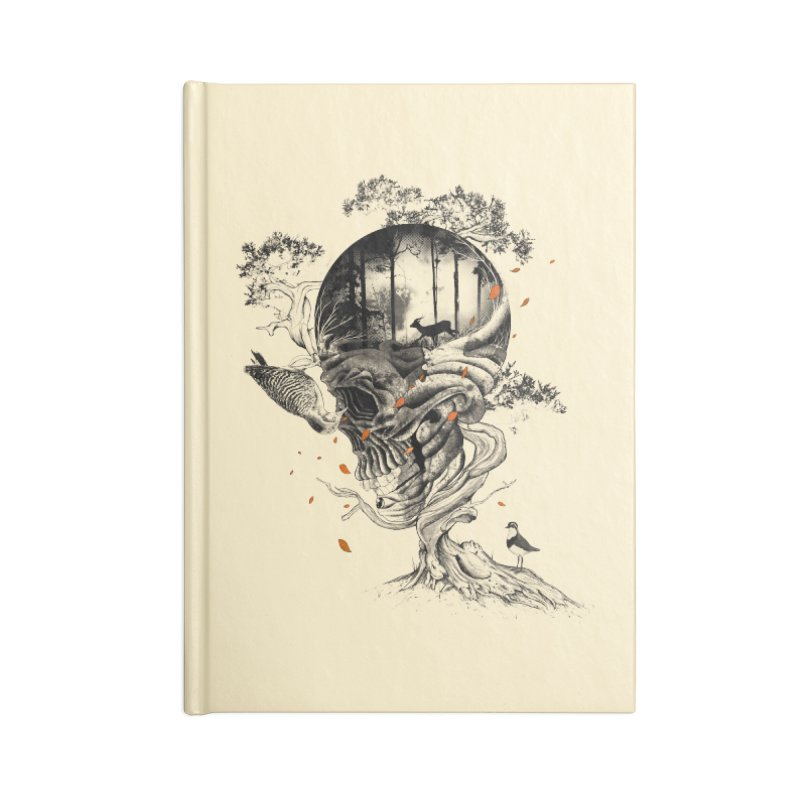 Lost Translation Accessories Notebook by nicebleed