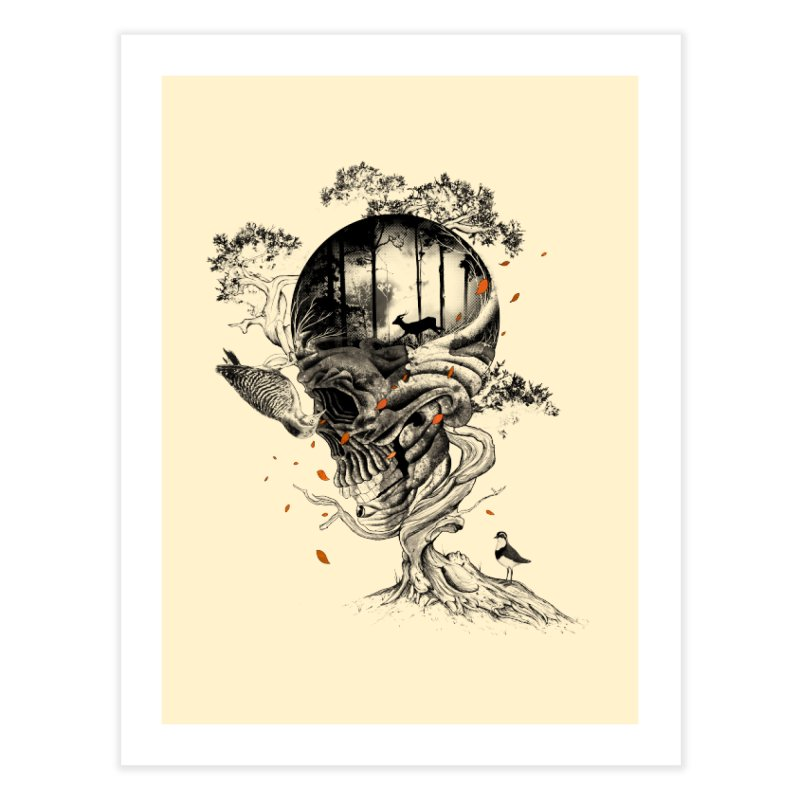 Lost Translation Home Fine Art Print by nicebleed