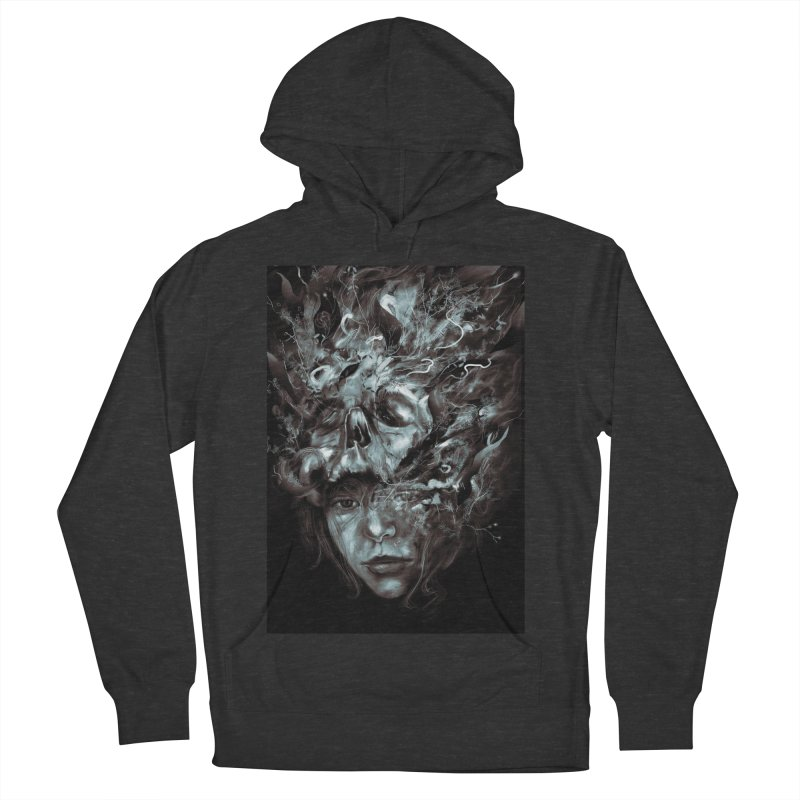 Empress Death Men's Pullover Hoody by nicebleed