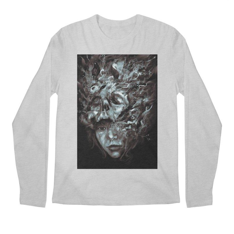 Empress Death Men's Longsleeve T-Shirt by nicebleed