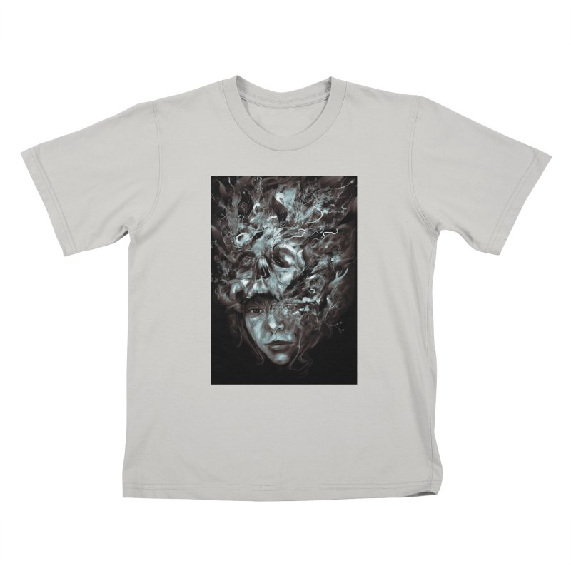 Empress Death Kids T-shirt by nicebleed