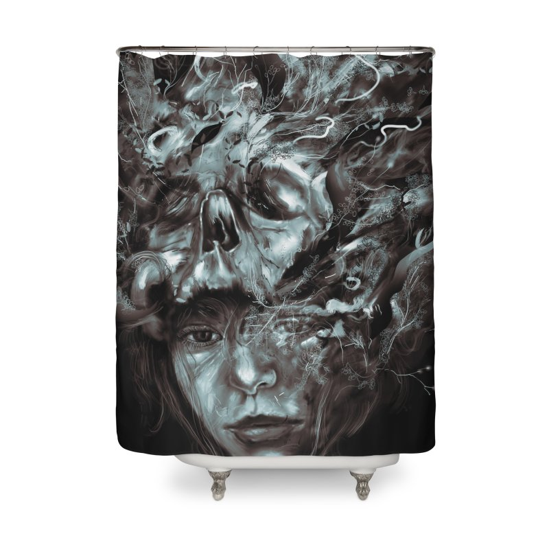 Empress Death Home Shower Curtain by nicebleed