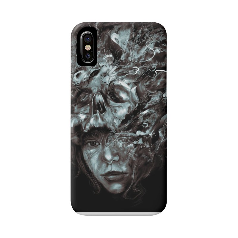 Empress Death Accessories Phone Case by nicebleed