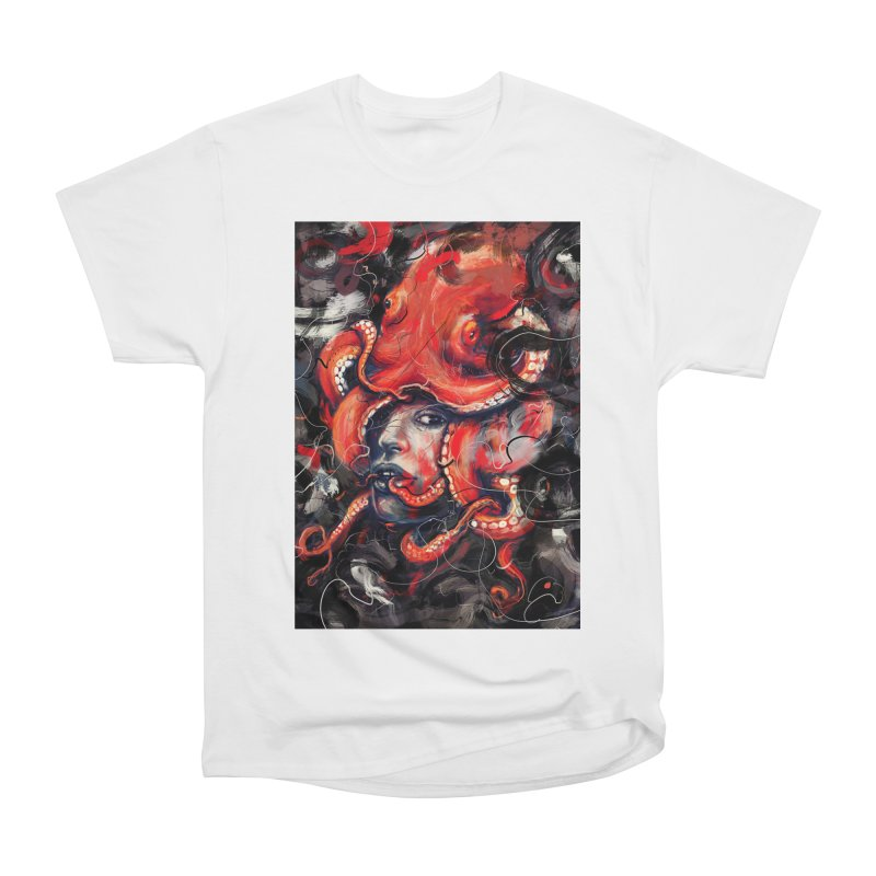 Empress Octo Men's Classic T-Shirt by nicebleed